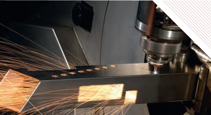 TUBE LASER CUTTING AND BENDING