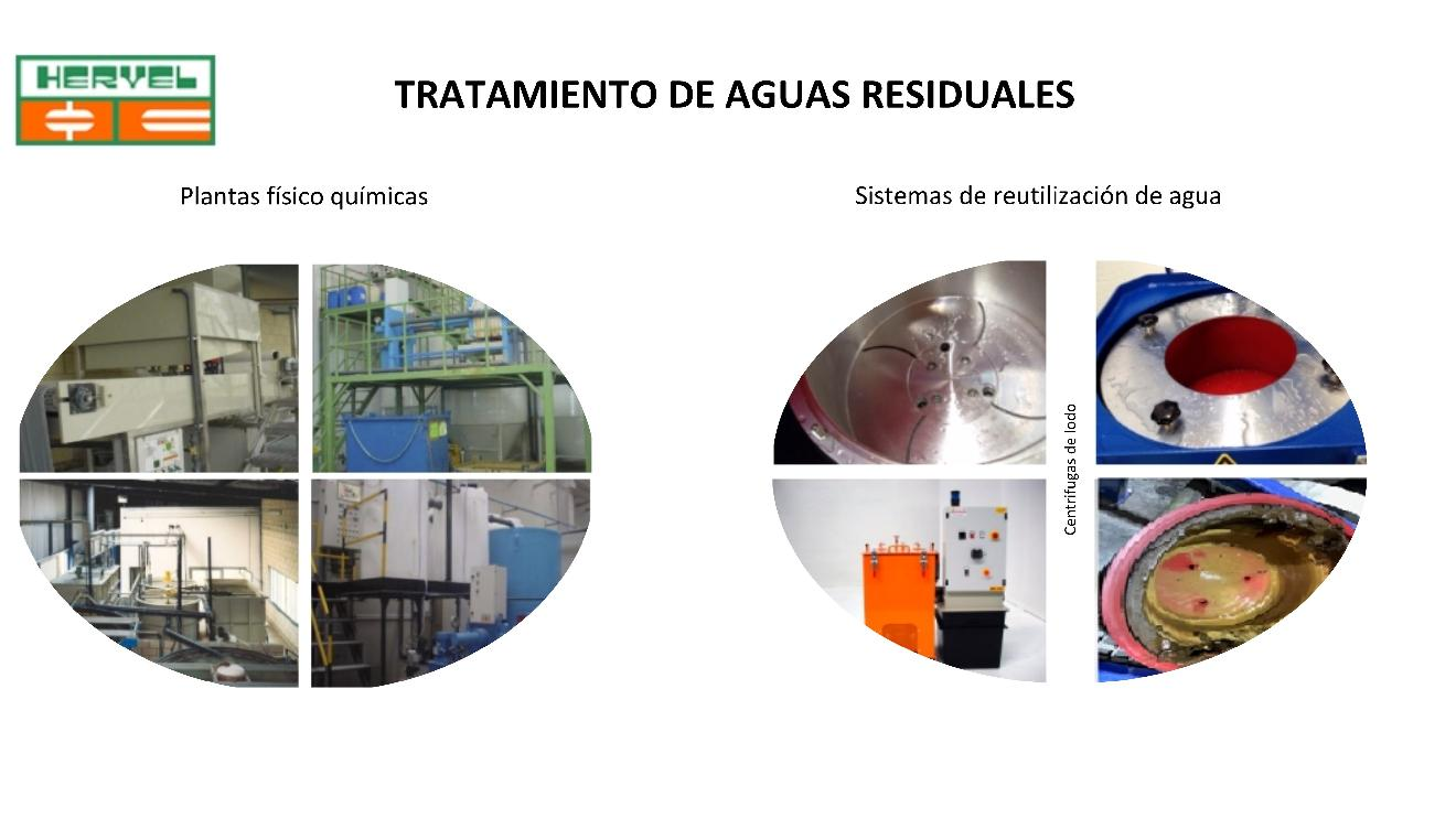 Tratamiento de aguas residuales industriales
